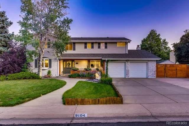 9104 W Warren Drive, Lakewood, CO 80227 (MLS #1581558) :: 8z Real Estate