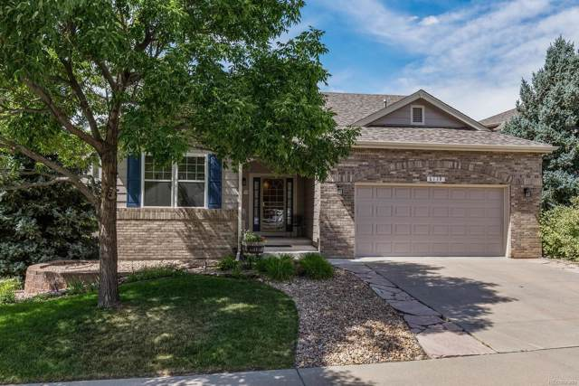6139 S Kirk Street, Centennial, CO 80016 (MLS #1581860) :: 8z Real Estate