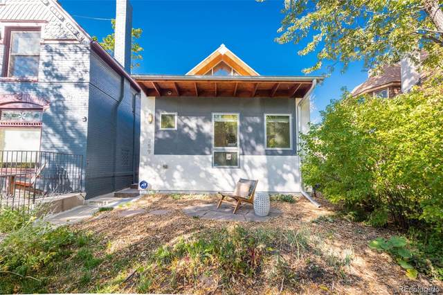 759 N Downing Street, Denver, CO 80218 (#1581963) :: James Crocker Team