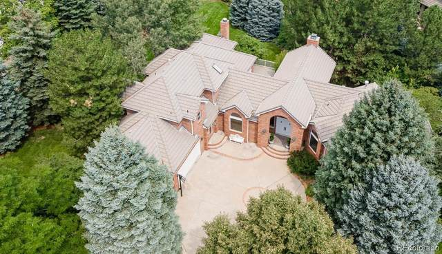5151 Olive Court, Greenwood Village, CO 80121 (#1581992) :: The Healey Group