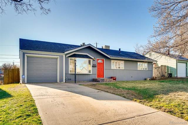 3400 S Grape Street, Denver, CO 80222 (#1581997) :: The Gilbert Group