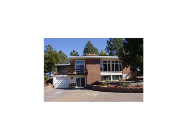 3057 Oakland Drive, Sedalia, CO 80135 (MLS #1582044) :: 8z Real Estate