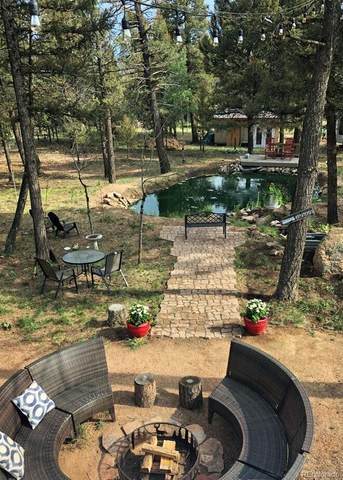30723 Kings Valley Drive, Conifer, CO 80433 (MLS #1582122) :: 8z Real Estate