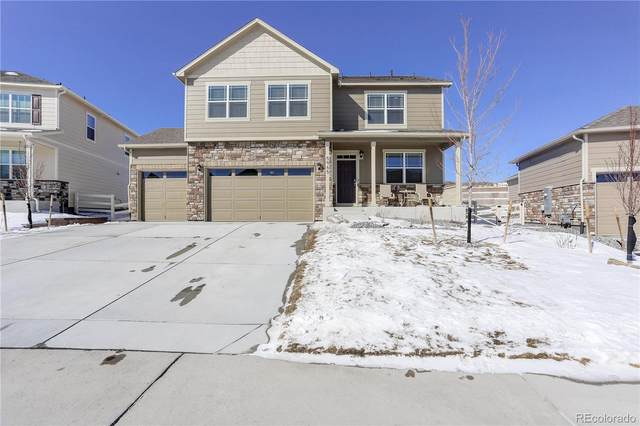 5965 High Timber Circle, Castle Rock, CO 80104 (#1582317) :: The DeGrood Team