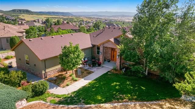1338 Ash Hollow Place, Castle Rock, CO 80104 (MLS #1582362) :: 8z Real Estate
