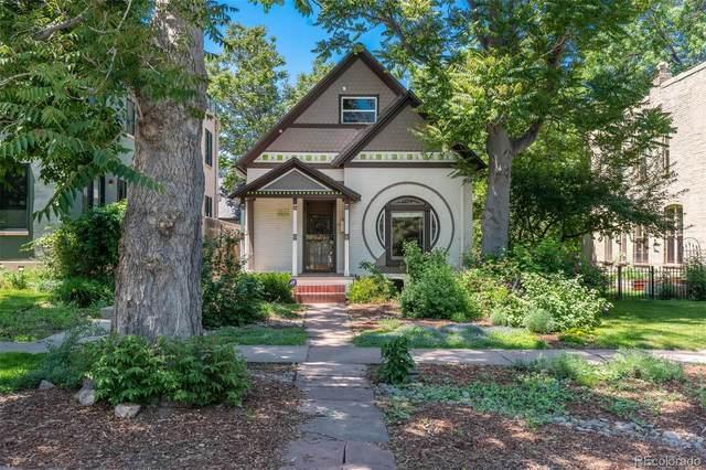 1627 N Humboldt Street, Denver, CO 80218 (#1582427) :: Portenga Properties