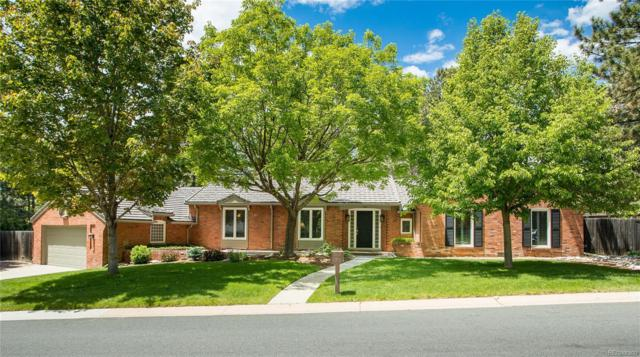 3941 S Bellaire Street, Cherry Hills Village, CO 80113 (#1583174) :: James Crocker Team