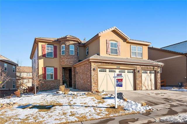 13846 Ashgrove Circle, Parker, CO 80134 (#1583249) :: Arnie Stein Team | RE/MAX Masters Millennium