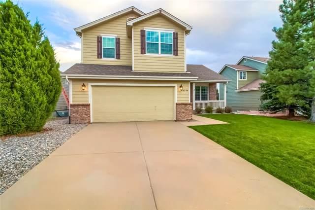 8194 Briar Ridge Drive, Castle Pines, CO 80108 (MLS #1583324) :: 8z Real Estate