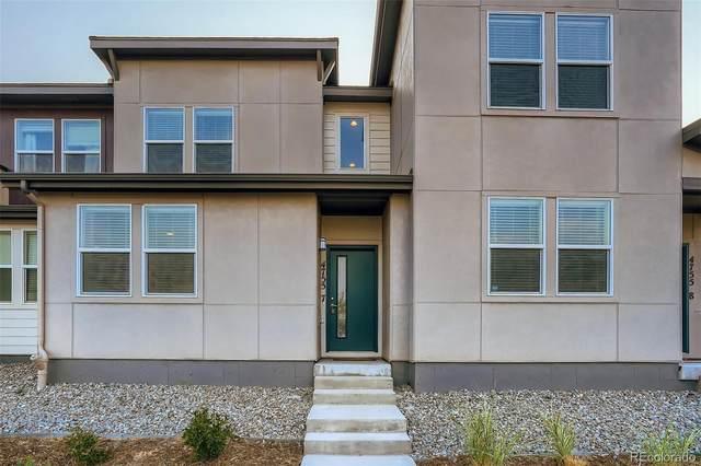 4755 N Memphis Street #7, Denver, CO 80239 (#1583799) :: Kimberly Austin Properties