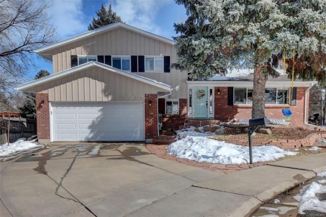 2330 S Pontiac Street, Denver, CO 80224 (MLS #1584063) :: Kittle Real Estate