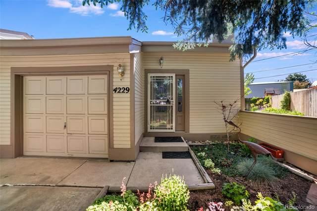 4229 Owens Street, Wheat Ridge, CO 80033 (#1584350) :: The HomeSmiths Team - Keller Williams