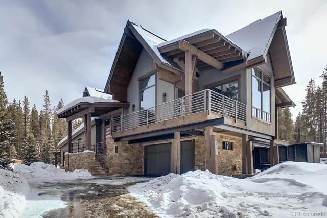 160 Cucumber Creek Road, Breckenridge, CO 80424 (MLS #1584444) :: 8z Real Estate