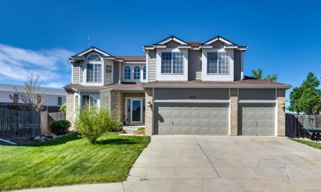 4550 Wakefield Avenue, Castle Rock, CO 80104 (#1584548) :: The HomeSmiths Team - Keller Williams