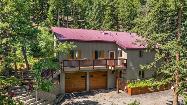 30282 Pine Crest Drive, Evergreen, CO 80439 (MLS #1585008) :: 8z Real Estate
