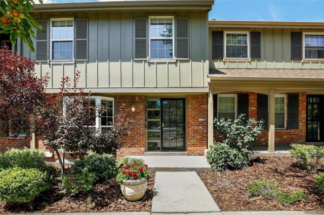 8871 E Amherst Drive D, Denver, CO 80231 (MLS #1585513) :: The Space Agency - Northern Colorado Team