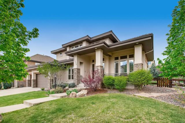 10058 S Shadow Hill Drive, Lone Tree, CO 80124 (#1586037) :: The Peak Properties Group