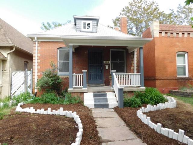 452 S Grant Street, Denver, CO 80209 (#1586481) :: Bring Home Denver