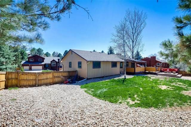 8039 Lt William Clark Road, Parker, CO 80134 (#1586513) :: The Gilbert Group