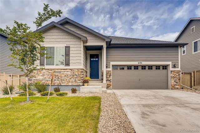 2135 E 150th Place, Thornton, CO 80602 (#1586533) :: Kimberly Austin Properties