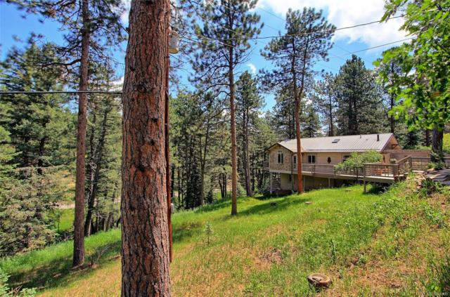 6837 High Drive, Morrison, CO 80465 (#1586585) :: Bring Home Denver