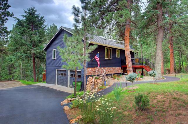 176 Cottonwood Drive, Evergreen, CO 80439 (#1586632) :: HomePopper