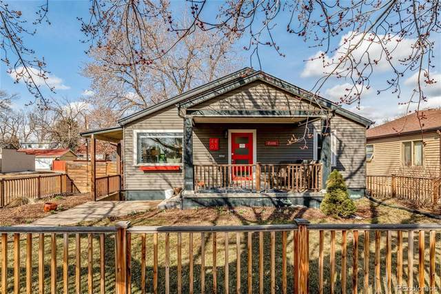 4401 Wolff Street, Denver, CO 80212 (#1586735) :: The Griffith Home Team