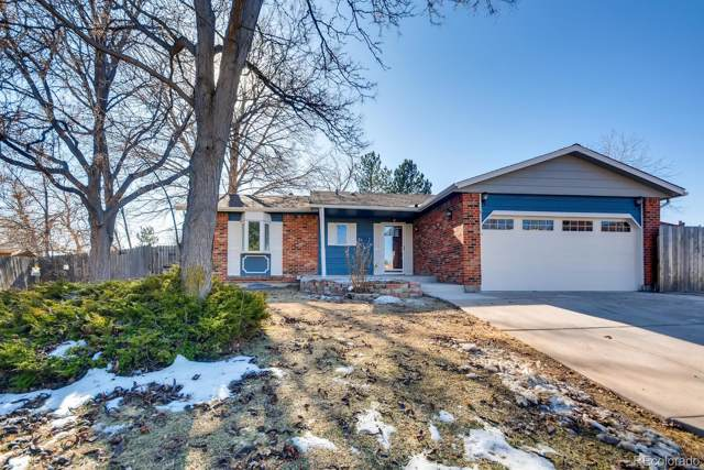9326 W Nova Place, Littleton, CO 80128 (#1586776) :: The DeGrood Team