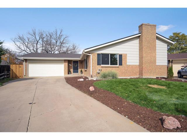 7407 S Fairfax Court, Centennial, CO 80122 (#1586812) :: Hometrackr Denver