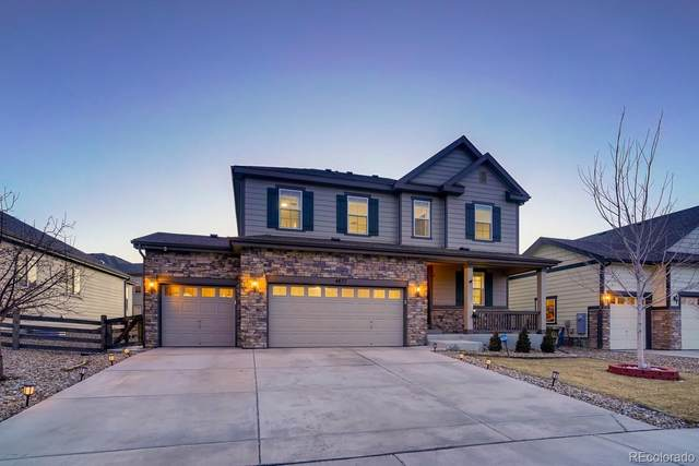 4857 S Netherland Street, Centennial, CO 80015 (#1587675) :: The DeGrood Team