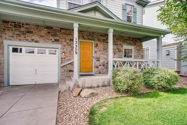 12359 Madison Court, Thornton, CO 80241 (#1588158) :: The Heyl Group at Keller Williams