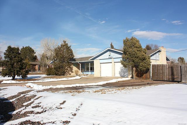 4440 S Wadsworth Boulevard, Littleton, CO 80123 (MLS #1588208) :: 8z Real Estate