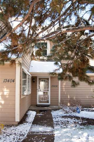 13404 E Asbury Drive, Aurora, CO 80014 (#1588373) :: Wisdom Real Estate