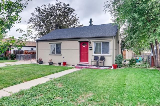 2636 S Hazel Court, Denver, CO 80219 (#1588462) :: Bring Home Denver with Keller Williams Downtown Realty LLC