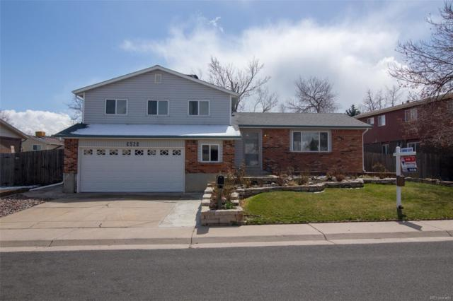 6520 W 109th Place, Westminster, CO 80020 (#1588810) :: The Peak Properties Group