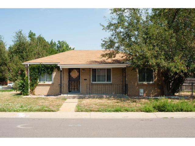 7405 E 22nd Avenue, Denver, CO 80207 (MLS #1590090) :: 8z Real Estate