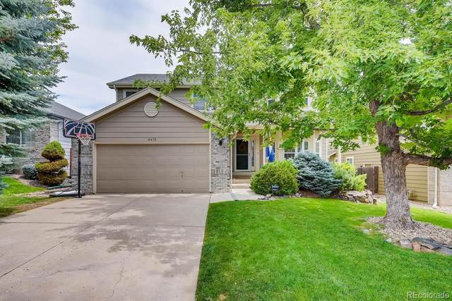 6472 S Taft Way, Littleton, CO 80127 (MLS #1590501) :: 8z Real Estate