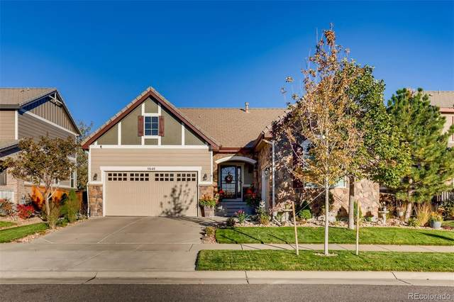 5848 S Duquesne Court, Aurora, CO 80016 (#1590572) :: The Healey Group
