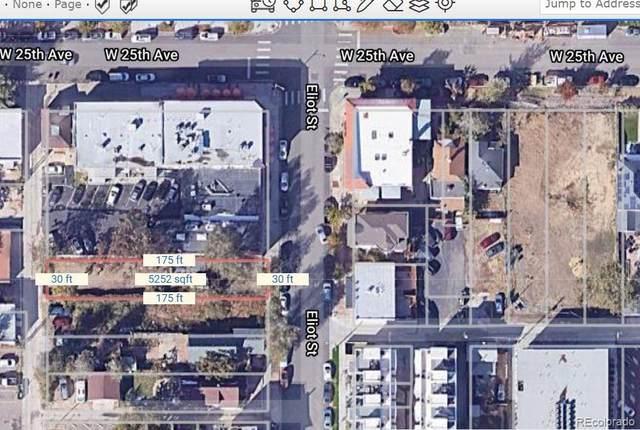 2437 Eliot Street, Denver, CO 80211 (MLS #1590579) :: Find Colorado