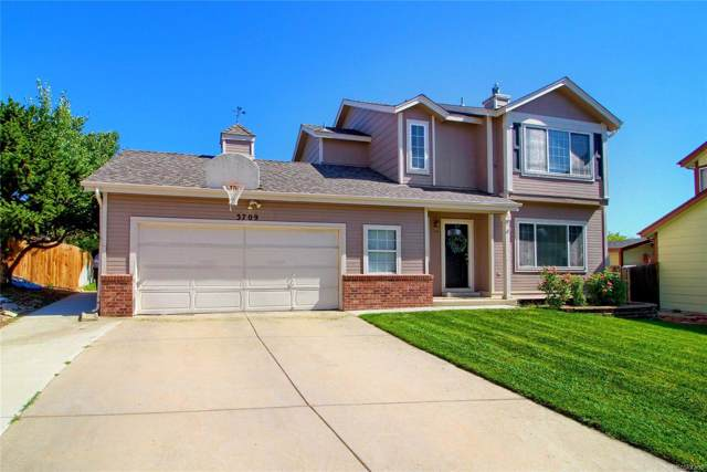 3709 W Union Avenue, Denver, CO 80236 (#1590780) :: 5281 Exclusive Homes Realty