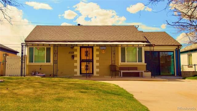 2855 Quebec Street, Denver, CO 80207 (#1590828) :: Berkshire Hathaway HomeServices Innovative Real Estate