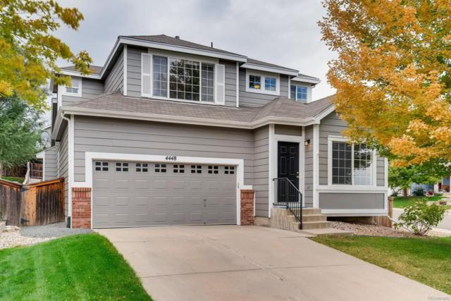 4448 Ketchwood Circle, Highlands Ranch, CO 80130 (#1591186) :: The Peak Properties Group