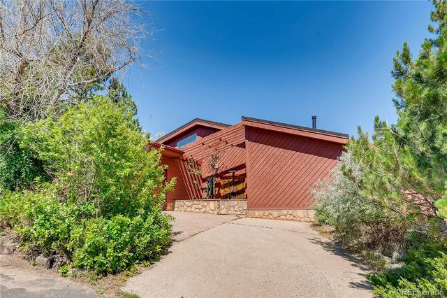 6556 Big Horn Trail, Littleton, CO 80125 (MLS #1591252) :: 8z Real Estate