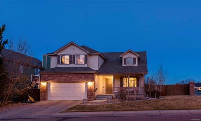 6460 Deframe Court, Arvada, CO 80004 (#1591738) :: The Griffith Home Team