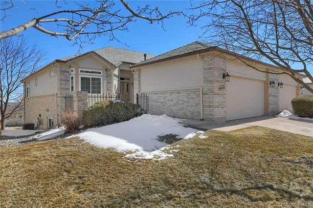 4443 Spiceglen Drive, Colorado Springs, CO 80906 (MLS #1592035) :: 8z Real Estate