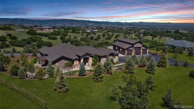 2607 Hawken Drive, Castle Rock, CO 80109 (MLS #1592345) :: Find Colorado