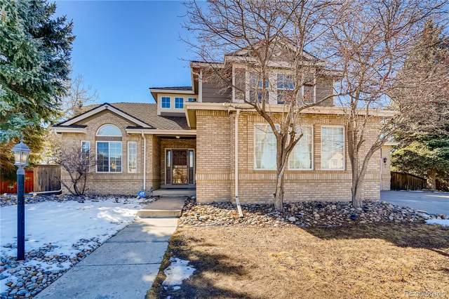 7125 Mountain Brush Circle, Highlands Ranch, CO 80130 (#1592403) :: The Harling Team @ HomeSmart