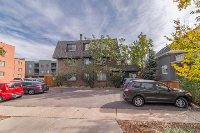70 N Grant Street #33, Denver, CO 80203 (#1592451) :: Portenga Properties - LIV Sotheby's International Realty
