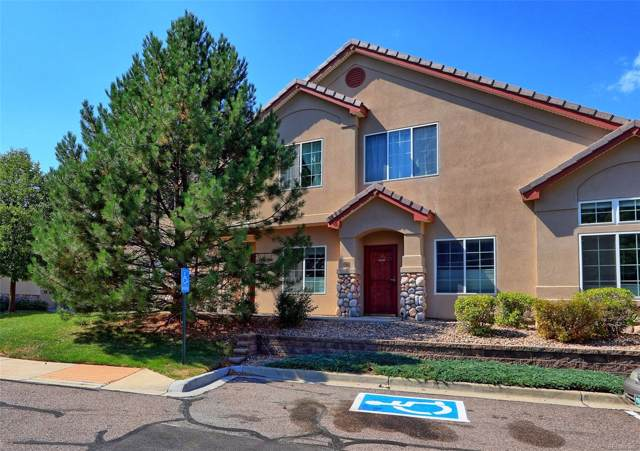 10725 Eliot Circle #104, Westminster, CO 80234 (#1592735) :: My Home Team