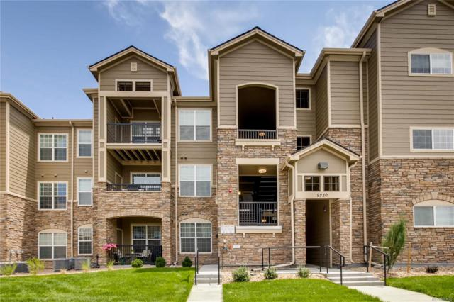 9220 Wilde Lane #105, Parker, CO 80134 (MLS #1592927) :: 8z Real Estate
